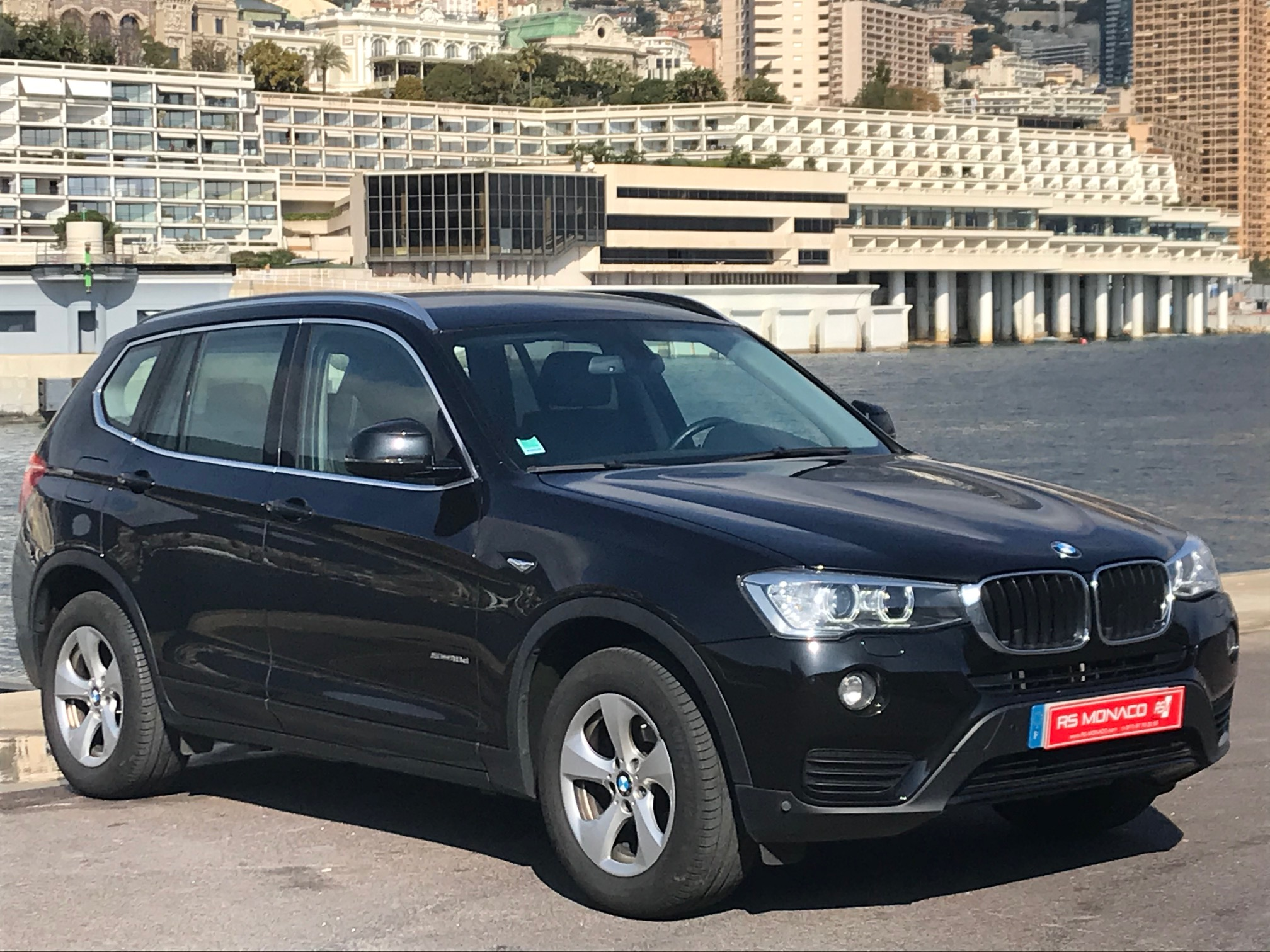 BMW X3 SDRIVE 18DA 150 Executive Start Edition