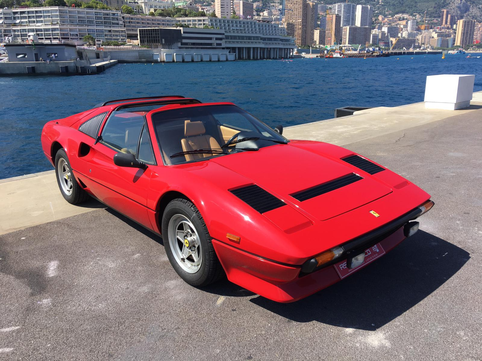 FERRARI 208 GTS TURBO V8