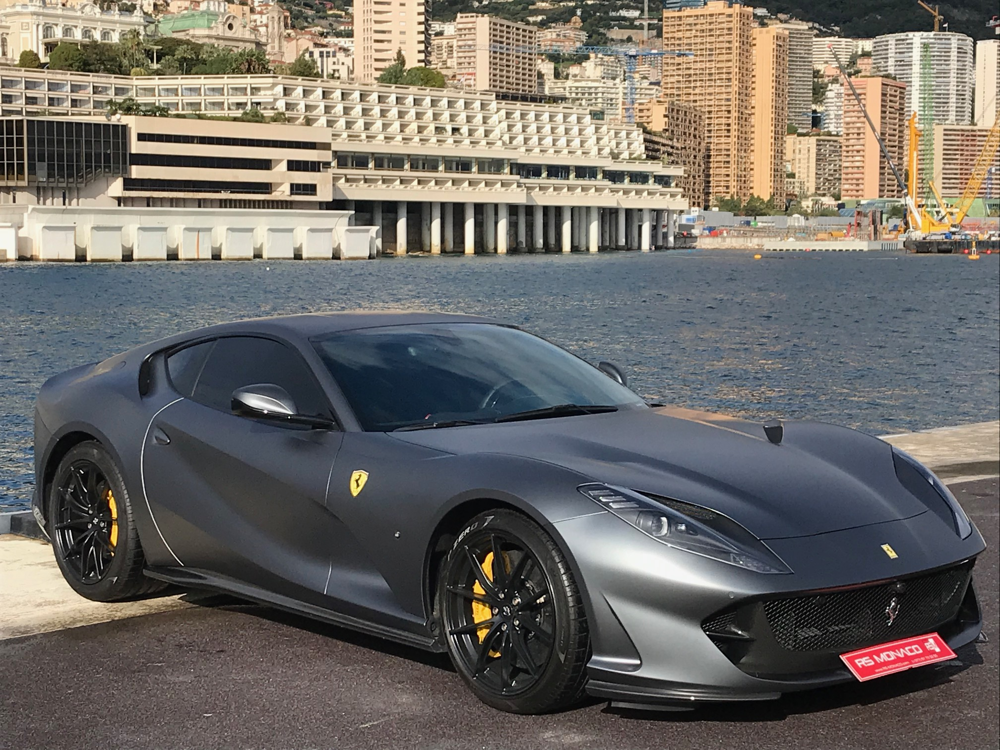 FERRARI 812 6.5 V12 SUPERFAST