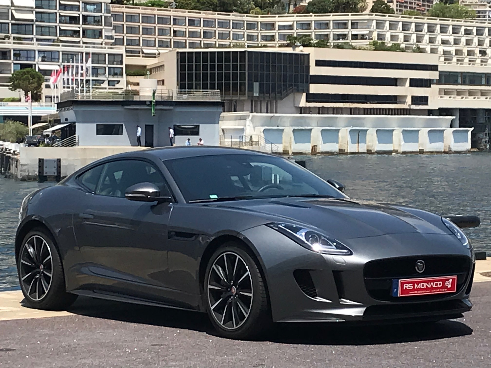 JAGUAR – F TYPE 3.0 V6 340 – 15560 kms