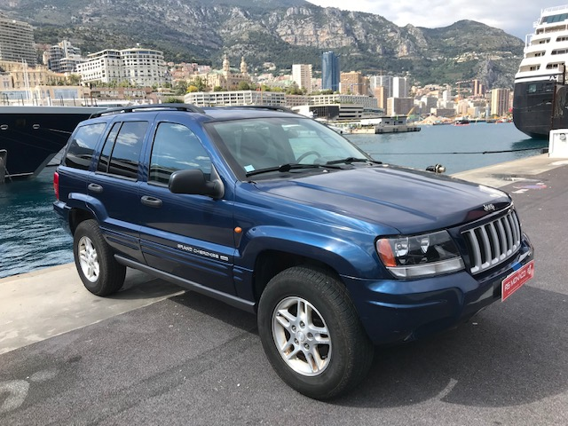JEEP GRAND CHEROKEE (2) 2.7 CRD LAREDO