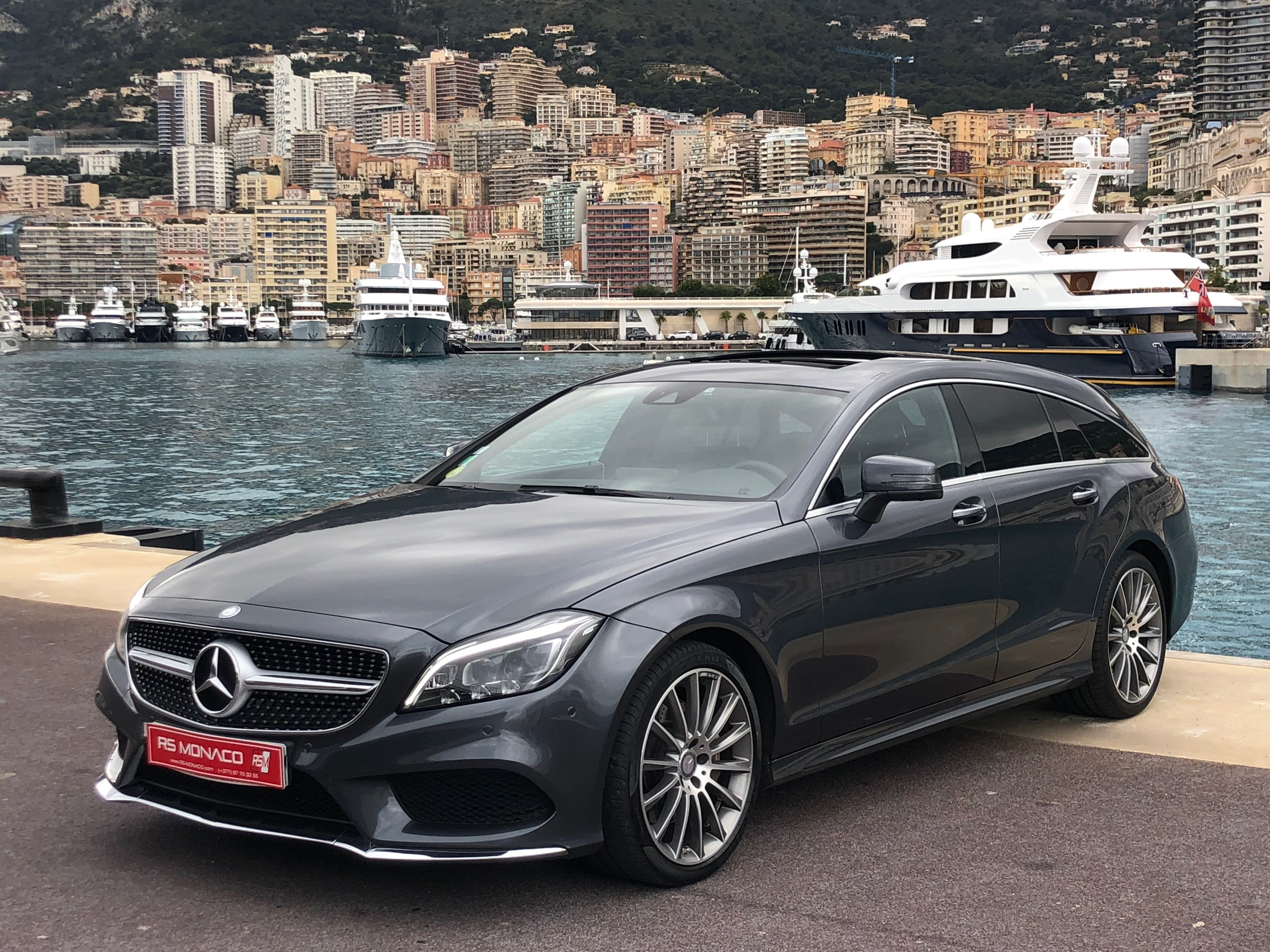 MERCEDES CLASSE CLS II (2) SHOOTING BRAKE 350 D FASCINATION 4MATIC 258