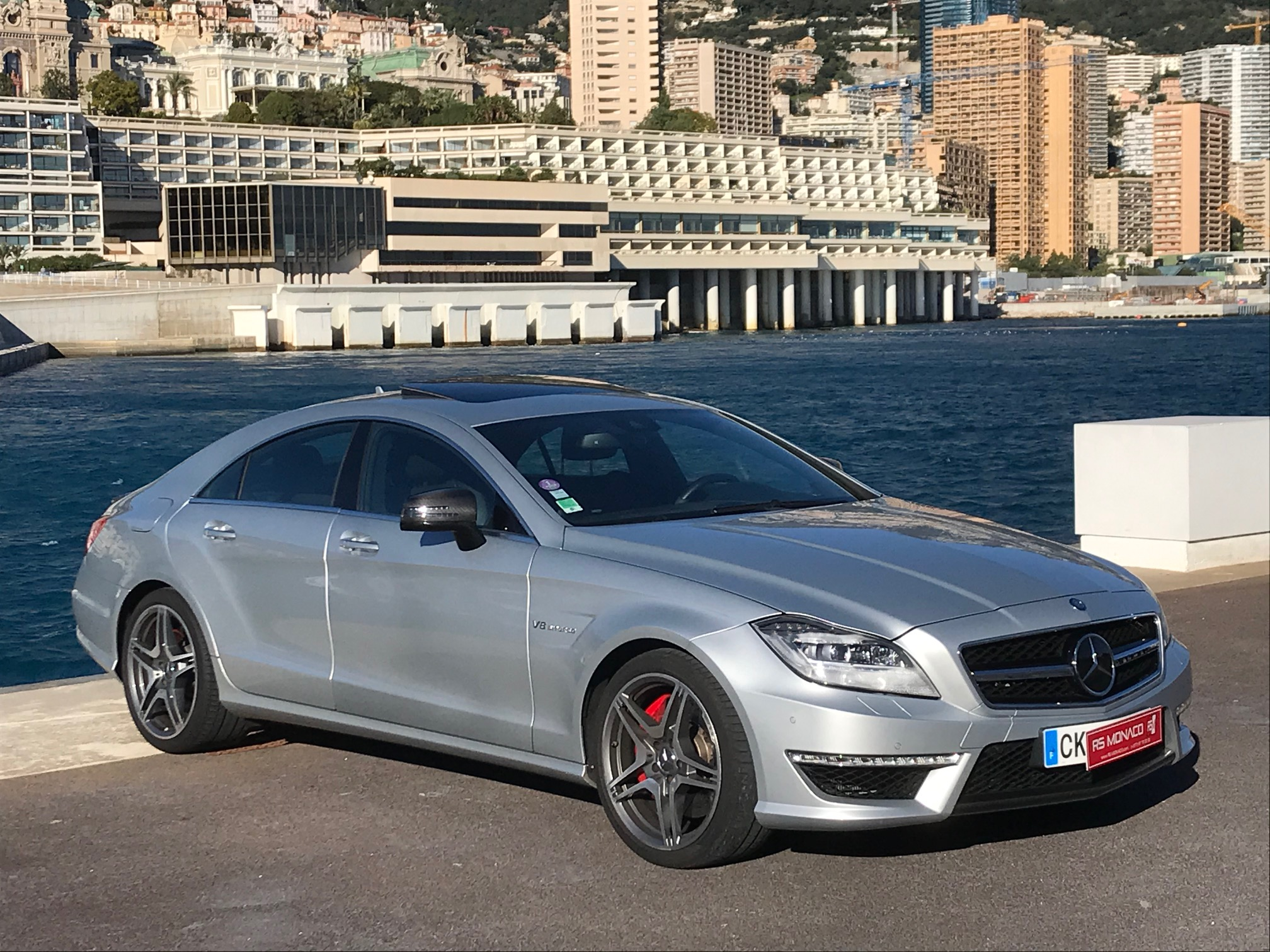 Mercedes CLS 63 AMG PACK PERFORMANCE