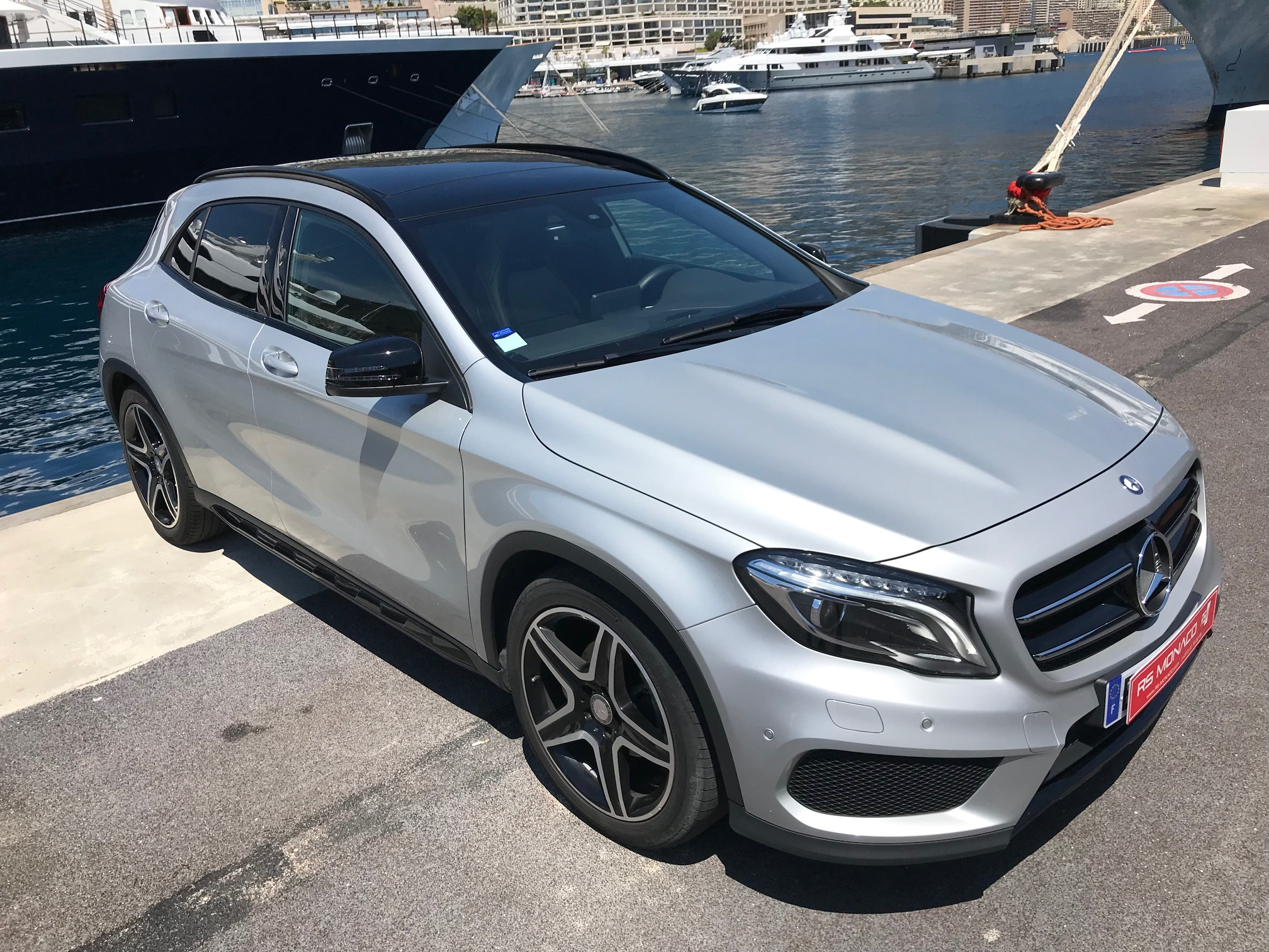 Mercedes GLA 200 CDI FASCINATION 4 MATIC