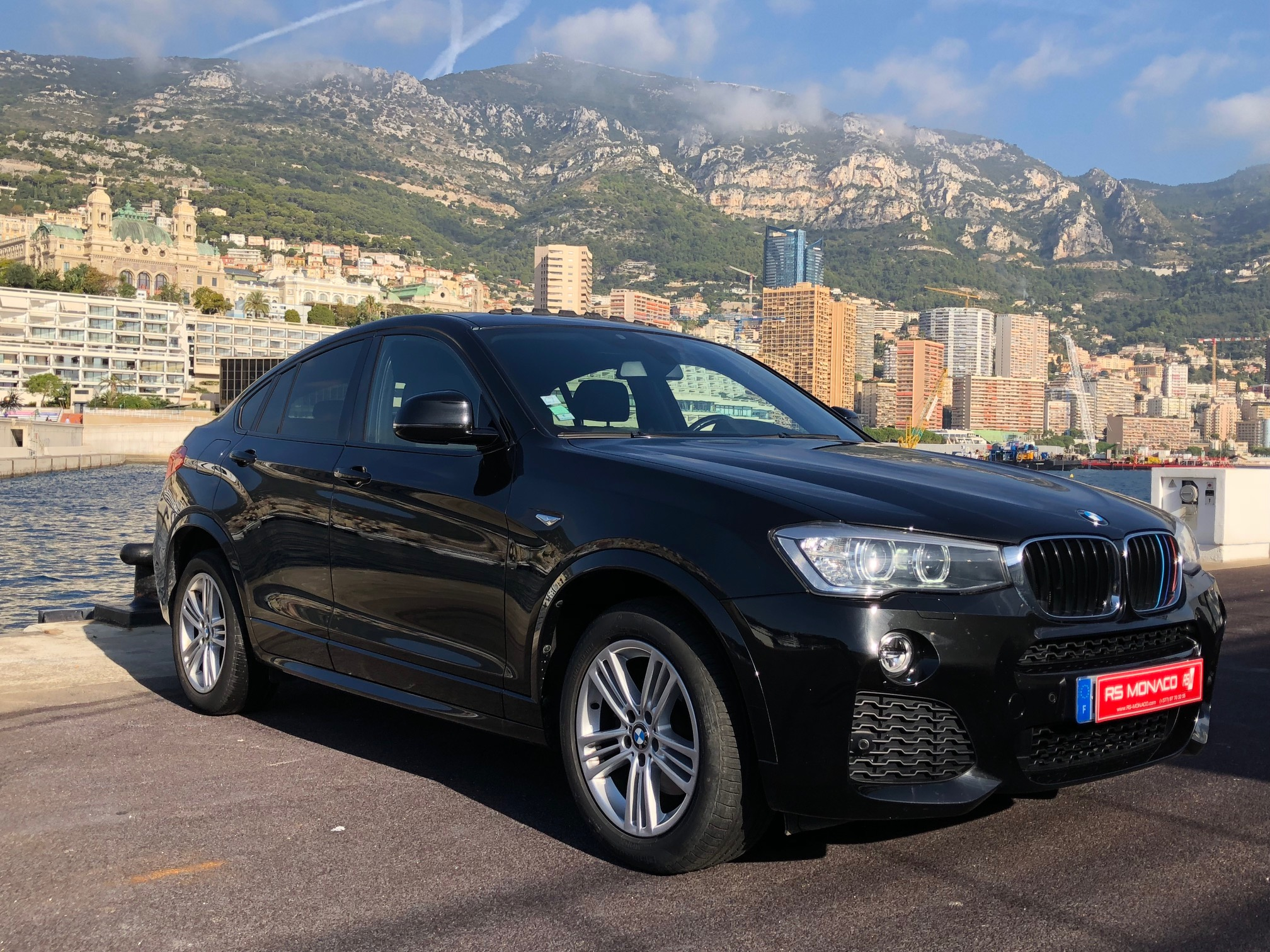 BMW X4 XDRIVE PACK M