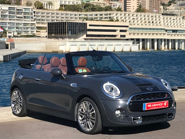 MINI COOPER SD CABRIOLET 170 RED HOT CHILI