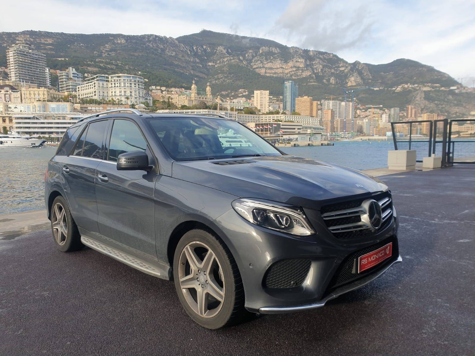 Mercedes GLE 350D 4 Matic Fascination