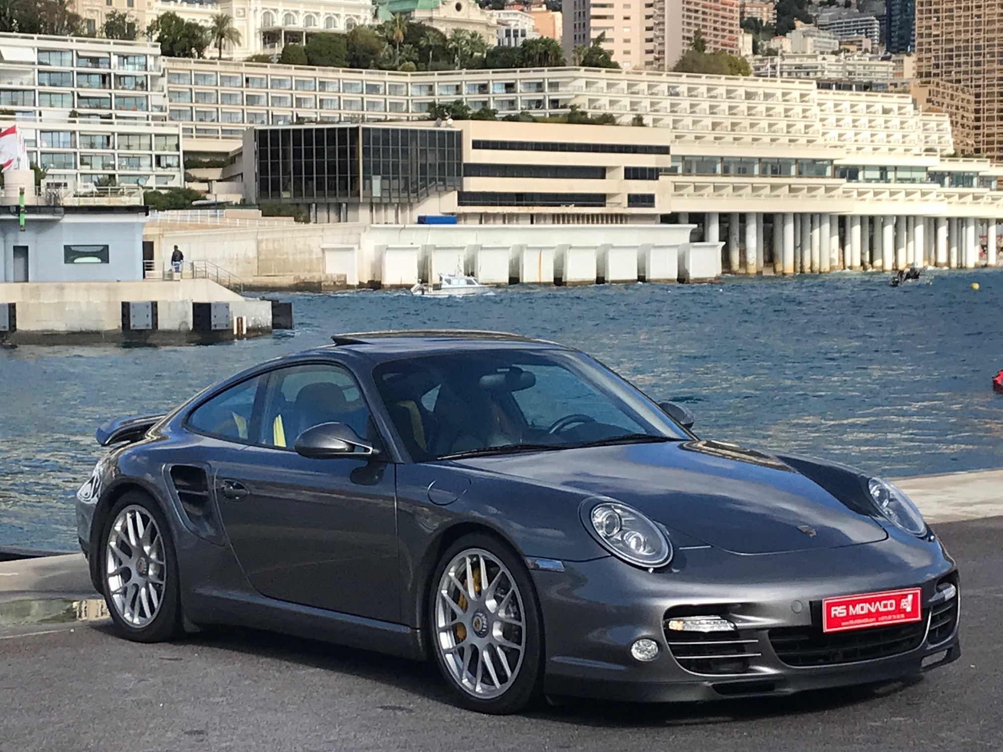 Porsche 997 (2) 3.8 500 Turbo PDK