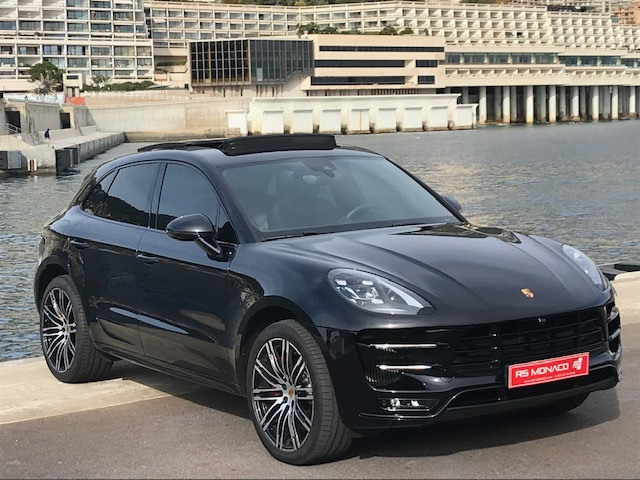 Porsche Macan 3.6 V6 Turbo Performance 440