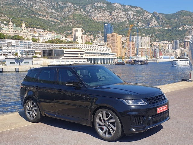 Land Rover Range Rover Sport Supercharged 525cv – 7 places