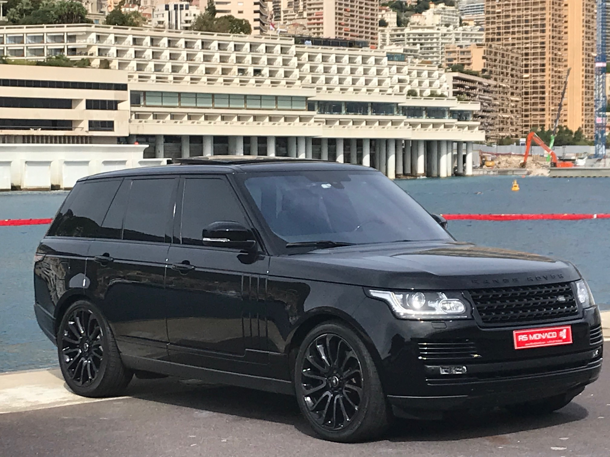 RANGE ROVER 5.0 V8 SUPERCHARGED VOGUE AUTOBIOGRAPHY