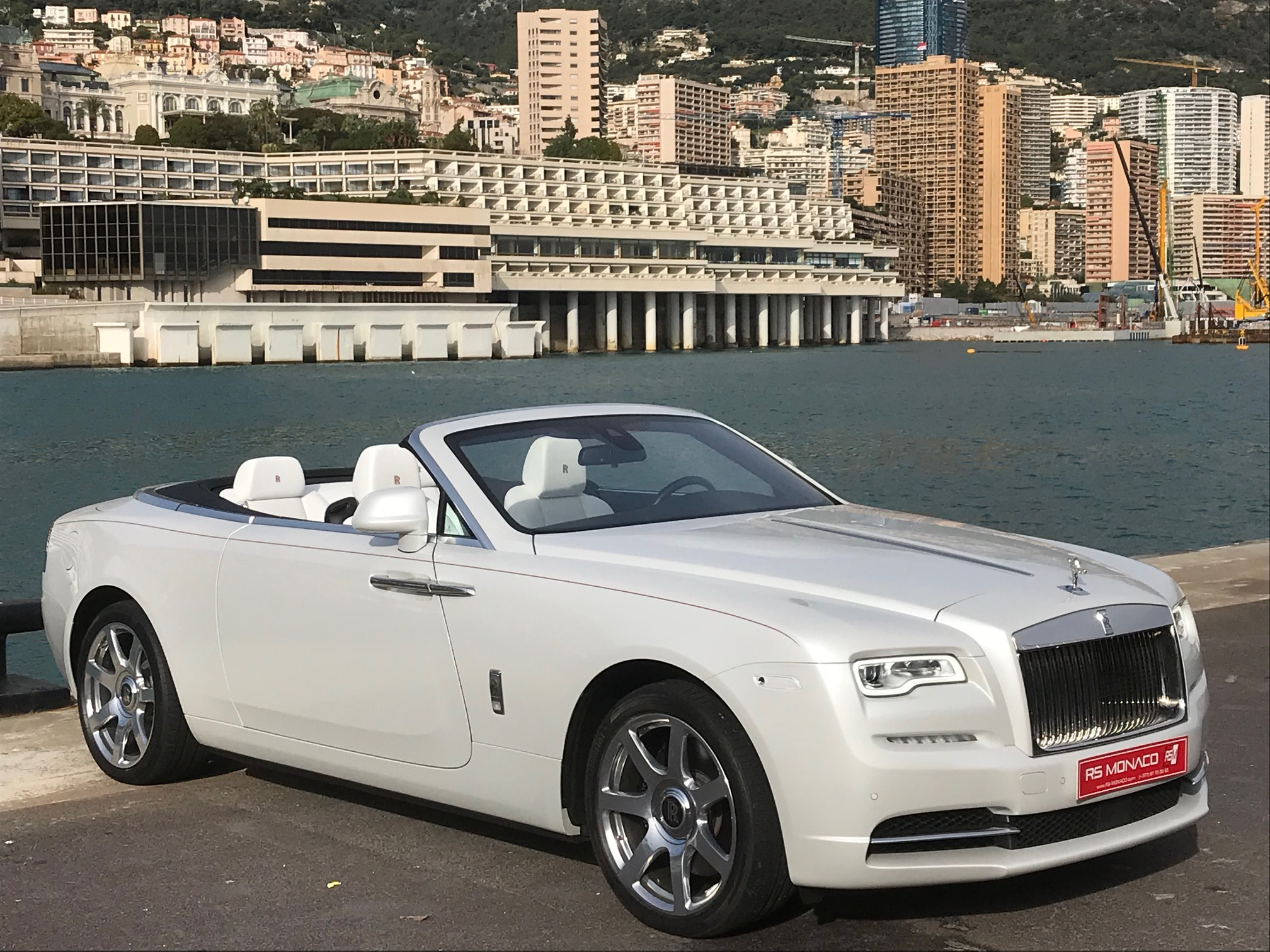 ROLLS ROYCE DAWN FASHION EDITION V12 6.6