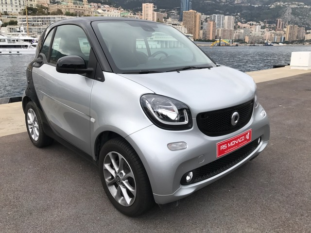 SMART FORTWO 71 PASSION TWINAMIC