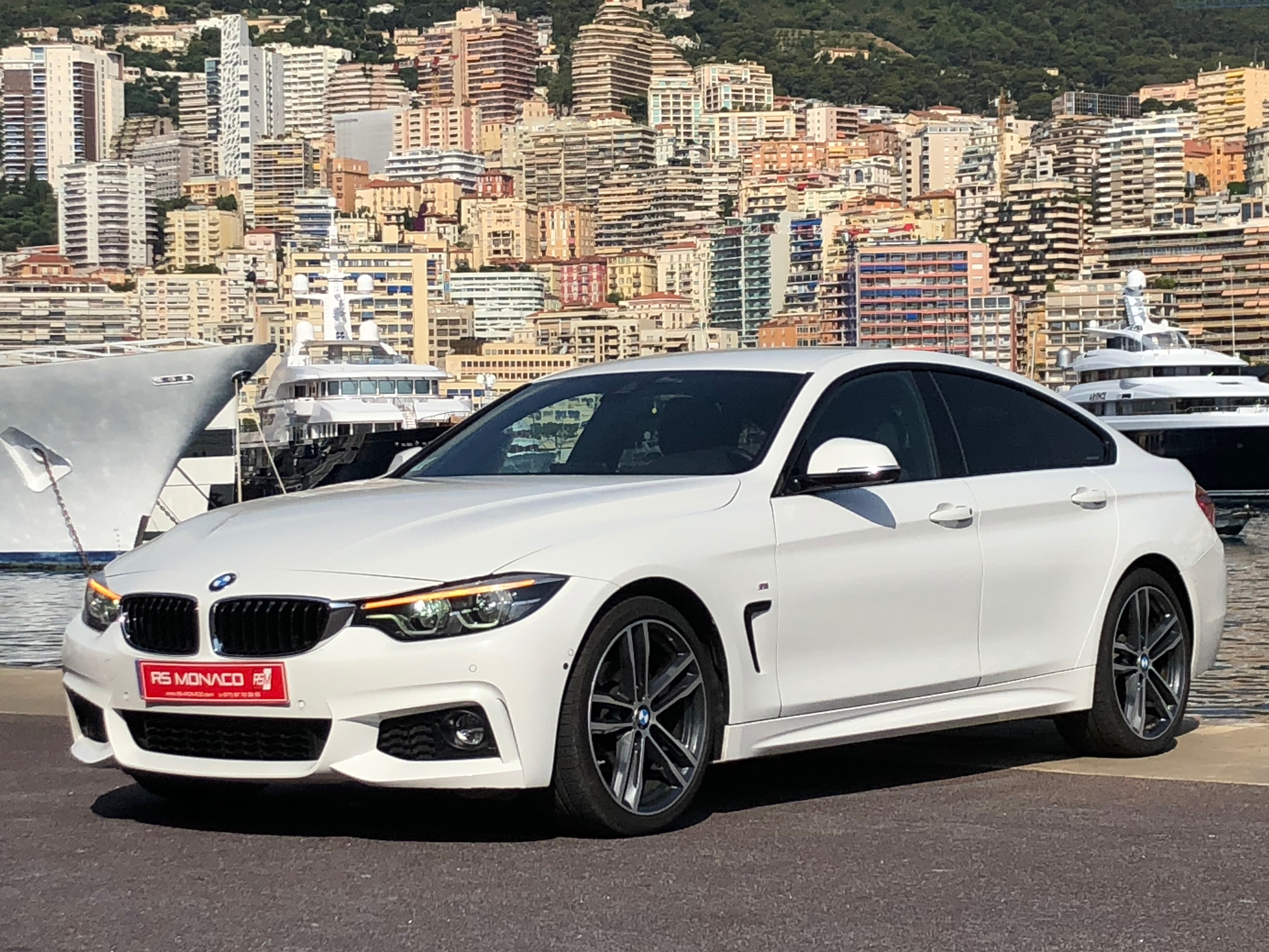 BMW  418D GRAN  COUPE M SPORT RESTYLE 08/17
